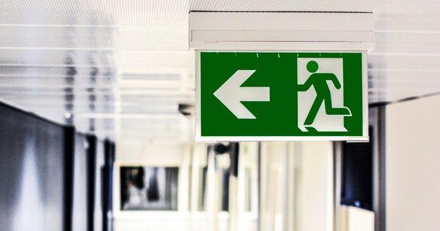 exit employment